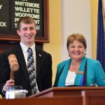 Sen. Deschambault invites local students to Augusta for  Honorary Page program