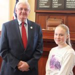 Sen. Carpenter invites local students to Augusta for Honorary Page program