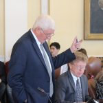Sen. Carpenter sworn-in for second term in the Maine State Senate