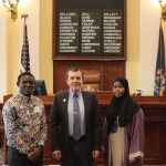 Sen. Chipman invites local students to Augusta for Honorary Page program