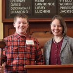 Manchester student serves as Honorary Page in the Maine Senate