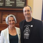 Senate supports Vitelli bill to boost clean energy jobs and advance energy independence