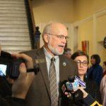 Sen. Claxton earns perfect score from Democracy Maine for 2021 legislative record